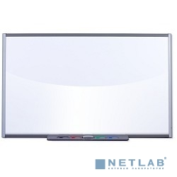 SMART Board SBM685 [SBM685] Интерактивная доска + лоток [1019355/1005517/1023774]  (диагональ87''/221cm,формат 16:10,технология DViT,ключ активации SMART NOTEBOOK в комплекте)