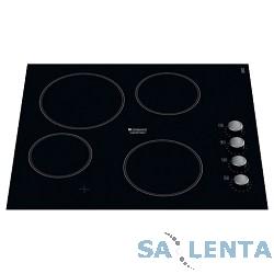 Электрическая варочная поверхность Hotpoint-Ariston KRM 640 C черный
