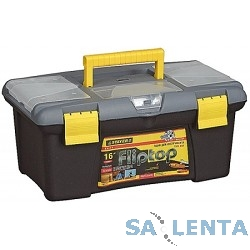 Ящик STAYER «MASTER» пластиковый для инструмента, 420х220х195мм (16.5″) [2-38015-16_z01]