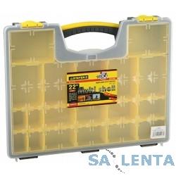 Ящик STAYER «MULTYMAX» пластмассовый для инструмента, 16.5″ [2-38032]