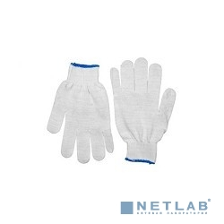 Перчатки ЗУБР ''ЭКСПЕРТ'' трикотажные, 12 класс, х/б, L-XL [11450-XL]