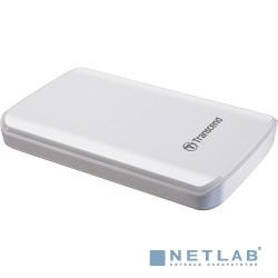 Transcend Portable HDD 1Tb StoreJet TS1TSJ25D3W {USB 3.0, 2.5'', white}