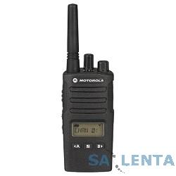 Motorola Радиостанция XT460 (двустрочный дисплей, аккумулятор 2150 мАч Li-Ion)MT130