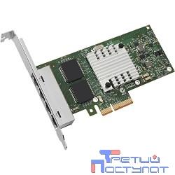 INTEL E1G44HTBLK I340-T4 (PCI Express, 4-Ports, 10/100/1000Base-T, 1000Mbps, Gigabit Ethernet)