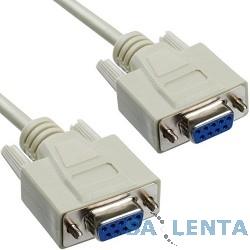 Нуль-модемный кабель RS-232 9 — 9 3.0м Gembird [CC-134-10]