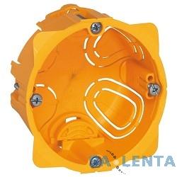 Legrand 80041 Коробка Batibox для сухих перегородок, 1 пост, 40мм