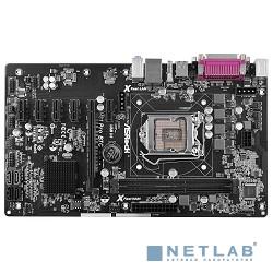 ASRock H81 PRO BTC (R2.0) RTL {S1150, H81, DDR3, 5.1ch-Audio, PCI-E, GBL, SATAII, SATAIII, USB, D-Sub, HDMI, ATX}