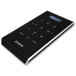 """ZALMAN ZM-VE400 Black Мобильный корпус для HDD 2.5"""" ZALMAN ZM-VE400 Black, USB3.0"""
