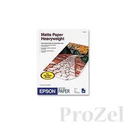 C13S041256 EPSON Матовая бумага высокой плотности А4, 50 л.