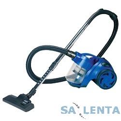 Пылесосы SUPRA VCS-1615 blue, 1600 Вт, циклон