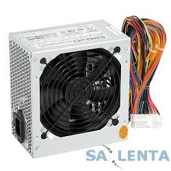 CROWN Блок питания  CM-PS400W PLUS(20+4in, 120mm FAN, SATA*2, PATA(big Molex)*4, FDD*1, 4+4pin, Lines 1x12V OEM)
