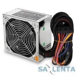 CROWN Блок питания  CM-PS700W  (20+4in, 140mm FAN, SATA*4, PATA(big Molex)*6, FDD*2, 4+4pin, 6pin PCI-E*1, Lines 2x12V RTL)