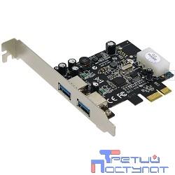 ST-Lab U710 RTL {USB3.0 2ext, PCI-Ex1}