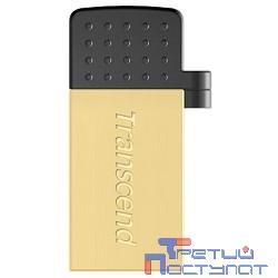 Transcend USB Drive 16Gb JetFlash 380 TS16GJF380G {USB 2.0, microUSB}