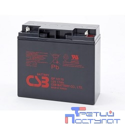 CSB Батарея GP12170 (12V 17Ah)