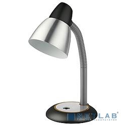 ЭРА C0044884 Настольный светильник N-115-E27-40W-BK черный