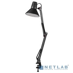 ЭРА N-121 [N-121-E27-40W-BK] черный {Светильник настольный, цоколь E-27, 40 Вт}