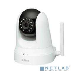 D-Link DCS-5020L/A1A/A1B Беспроводная облачная сетевая камера с приводом наклона/поворота, возможностью ночной съемки и режимом повторителя