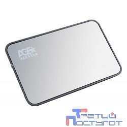 AgeStar 3UB2A8 (SILVER) USB 3.0 Внешний корпус 2.5