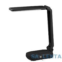 ЭРА NLED-421 [NLED-421-3W-BK] черный {Светильник настольный, LED}
