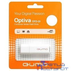 USB 2.0 QUMO 64GB Optiva 02 White [QM64GUD-OP2-white]