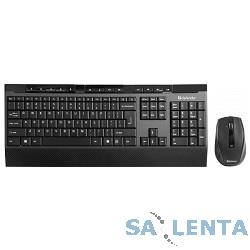Defender Cambridge C-995 Nano Black USB [45995] {Беспроводной набор, Кл:104+12 М:6кн, 1000-2000dpi}