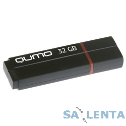 USB 3.0 QUMO 32GB Speedster [QM32GUD3-SP-black]