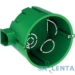 Schneider Electric IMT35100 КОРОБКА УСТАНОВОЧНАЯ ДЛЯ СПЛОШНЫХ СТЕН 68(65)X45 Schneider Electric