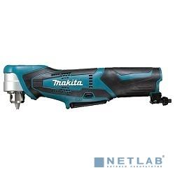 Makita DA331DZ Дрель угловая аккумуляторная [DA331DZ] {10.8В,Li-ion,БЗП-10мм,0-800об\м,1.1кг,кор,б\акк и з\у}