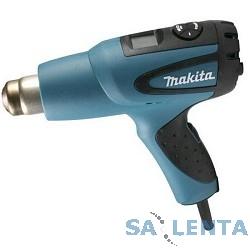 Makita HG651C Пистолет горячего воздуха [HG651C] {2000Вт,200-550лм,80-650грС,0.63кг,чем}