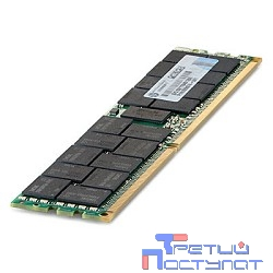 HP 8GB (1x8GB) Single Rank x4 PC3L-12800R (DDR3-1600) Registered CAS-11 Low Voltage Memory Kit (731765-B21)