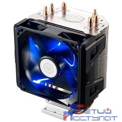 Cooler Master Hyper 103 (RR-H103-22PB-R1) LGA 2011/1366/1156/1155/1150/775/FM2/FM1/AM3+/AM3 /AM2 (10шт./кор,TDP 160 Вт, PWM, 3 тепловые трубки) Color Box