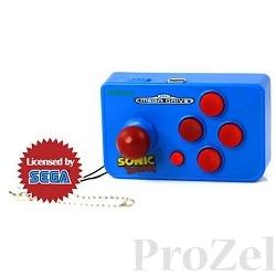 SEGA Genesis Nano Sonic 10 игр [Pkt52]