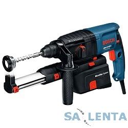 Bosch GBH 2-23 REA Перфоратор SDS-plus [0611250500] {710 Вт, 2.5Дж, 2,3кг, 2реж, пылеотсос, кейс}