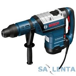 Bosch GBH 8-45 DV Перфоратор SDS-Max [0611265000] {1500 Вт, 12,5Дж, 8,9кг, кейс}