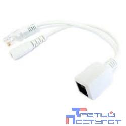 MikroTik RBPOE (DATA+Power) Инжектор питания Максимальная скорость передачи данных - 100 Mbps