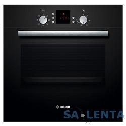 Духовой шкаф Электрический Bosch HBN431S3 черный