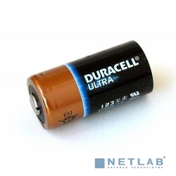 DURACELL CR123 ULTRA (1 шт. в уп-ке)