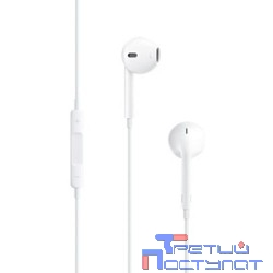 MD827ZM/B, MD827ZM/A Apple EarPods with Remote and Mic