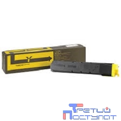 Kyocera-Mita TK-8600Y Картридж, Yellow {FS-C8600DN, FS-C8650DN, Yellow, (20000стр.)}