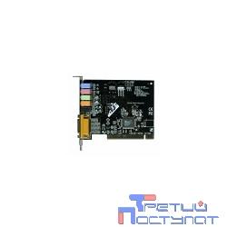 C-media 779785 Звуковая карта PCI-E CMI 8738LX (C-Media CMI8738-LX) 5.1 oem (ASIA PCIE 8738 6C)