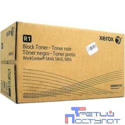 XEROX 006R01551 Тонер-картридж  для WC5845/5855  (включает контейнер для отработанного тонера) (76К) {GMO}