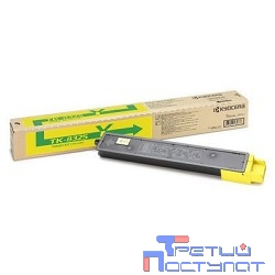 Kyocera-Mita TK-8325Y Картридж, Yellow {TASKalfa 2551ci, Yellow, (12000 стр.)}
