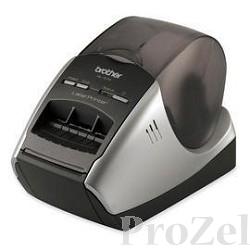 Brother QL-570 Стильное профессиональное устройство для печати наклеек   QL570R1