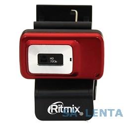Вебкамера RITMIX RVC-053M  {USB, 24 Мп,1280 x 720 , микрофон.HD 720p}