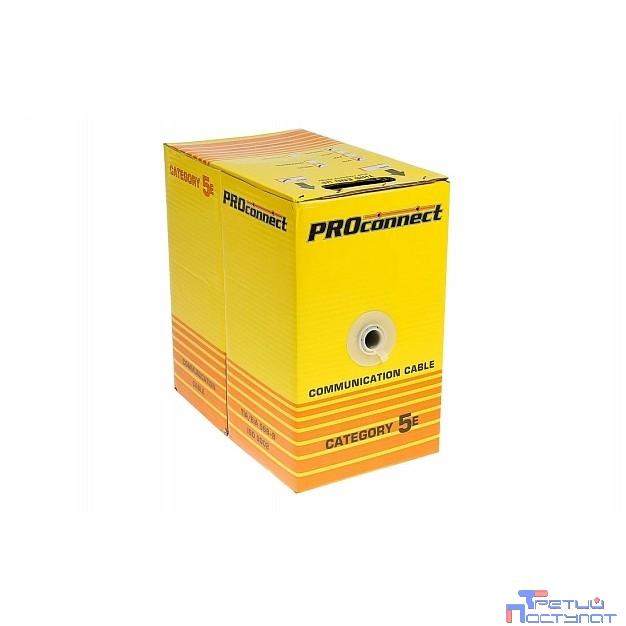 Proconnect (01-0052) Кабель UTP CAT5e  4 пары (305м) 0.48 мм