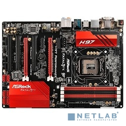ASROCK Fatal1ty H97 Performance RTL {S1150, H97, DDR3, 7.1ch-Audio, PCI-E, GBL, SATAIII, DVI, D-Sub, HDMI, ATX}