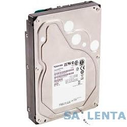 4TB Toshiba (MD03ACA400V) {SATA 6.0Gb/s, 7200 rpm, 64Mb buffer, 3.5″ для систем видеонаблюдения}