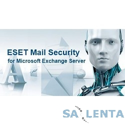 NOD32-EMS-RN-1-100 ESET NOD32 Mail Security для Microsoft Exchange Server Renewal for 100 mailboxes