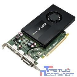 PNY Quadro K2200 4GB OEM [VCQK2200BLK-1(T)] PCIE 2xDP DVI